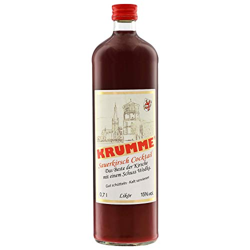 Krumme Sauerkirsch Cocktail 15% Vol. 0,7l