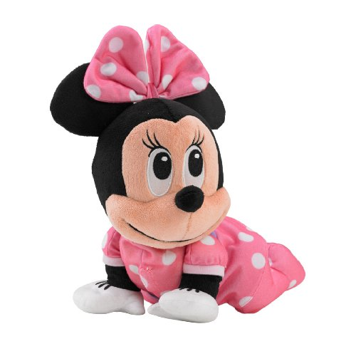 Fisher-Price Disney Baby Minnie Mouse Musical Touch 'n Crawl