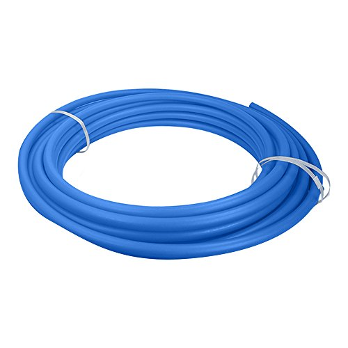 Supply Giant QGX-C34100 PEX Tubing for Potable Water, Non-Barrier Pipe 3/4 in. x 100 Feet, Blue, 3/4 Inch