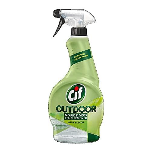 Cif Spray détachant anti-moisissures et anti-mousse 450 ml