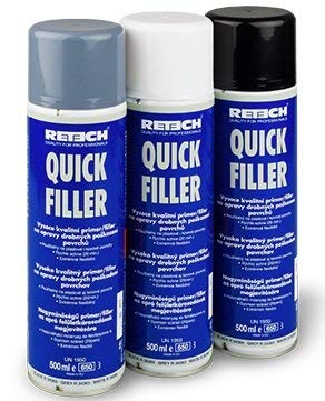 Retech Quick Filler 1K Grundierfüller Weiß 500ml