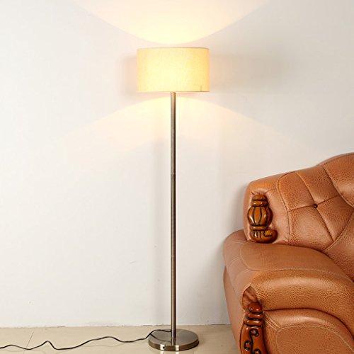 YISUNF Lámpara de pie LED Sala de Estar lámpara de pie lámpara de Cabeza de la Cama Dormitorio