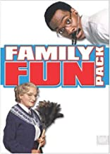 Family Fun Pack: (Big / Mrs. Doubtfire / Dr. Dolittle / Dr. Dolittle 2 / The Sound of Music / The Man from Snowy River)