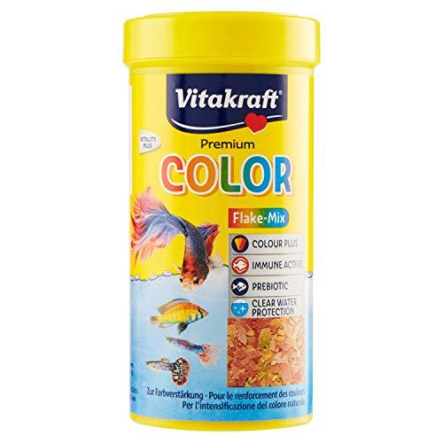 VITAKRAFT COLOR Flockenfutter - 250ml
