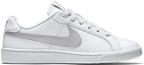 Nike Dames WMNS Court Royale tennisschoenen, Bianco, Medium