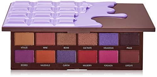 I Heart Revolution Violet Chocolate Palette