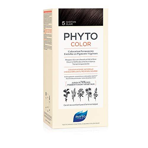 Phytocolor Coloración Permanente 5 Marrón Claro