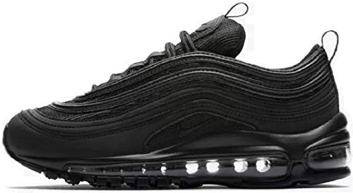 Nike Air MAX 97 OG Bg, Zapatillas de Running para Hombre, Negro (Black/Black/Black 001), 38 EU