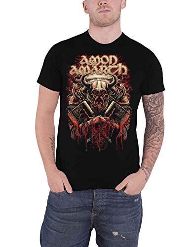 Amon Amarth Fight T-Shirt S
