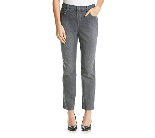 Gloria Vanderbilt Women's Petite Amanda Classic High Rise Tapered Jean, 4P Short