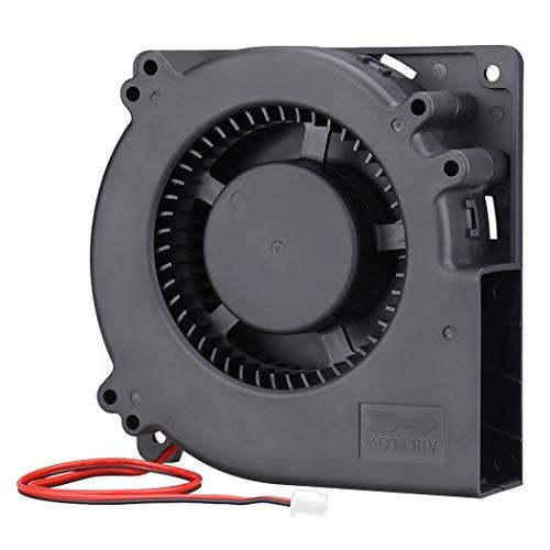 Wathai Brushless Cooling Blower Fan 120mm x 32mm 12V High Airflow DC Centrifugal Fan