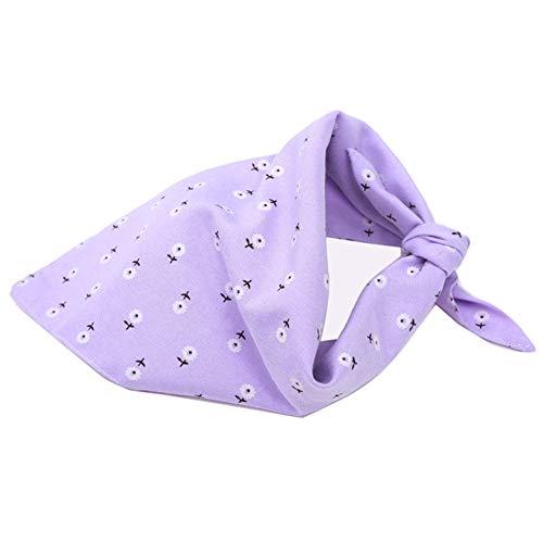 Hond Bandana Kat Bandana Kraag Pet Sjaal Rode Bandana Kat Bandana Hond Accessoires Voor Kleine Honden Poppy Hond Bandana Hond Poppy Bandana purple,m