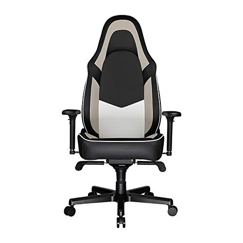 YY-AN höhenverstellbarer PC-Computerstuhl, Chefsessel, ergonomischer Gaming-Stuhl, Renn-Bürostuhl, Computerstuhl, Rückenlehne und Sitzhöhenverstellung, drehbarer Schaukelstuhl