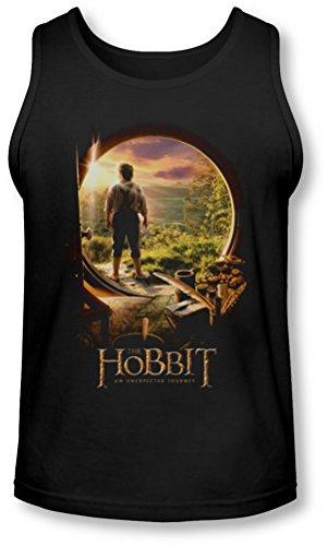 The Hobbit - - Hobbit Homme En Porte Tank-Top, Medium, Black