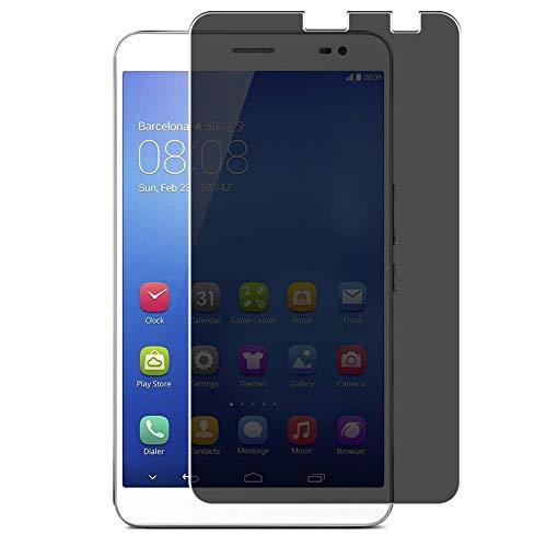 Vaxson Anti Spy Schutzfolie, kompatibel mit Huawei MediaPad x1 / Honor x1 7d-501u 7d-503, Displayschutzfolie Privatsphäre Schützen [nicht Panzerglas]