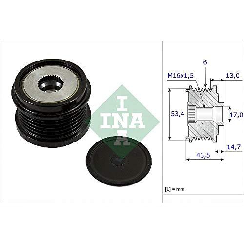 Preisvergleich Produktbild INA 535 0237 10 Generatorfreilauf