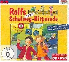 Rolfs neue Schulweg-Hitparade (+CD+DVD)