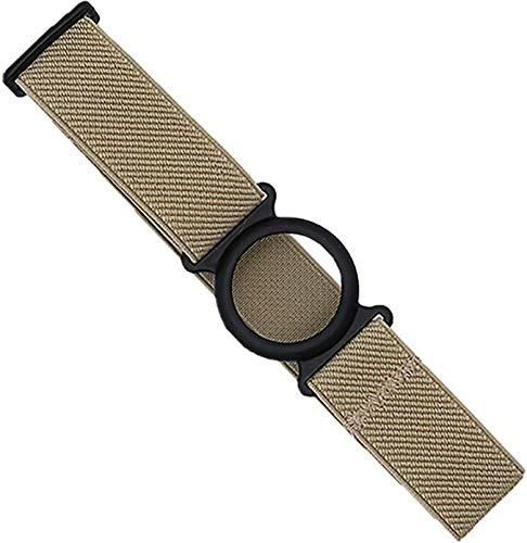 Freestyle Libre Fixierband – Ring: Schwarz (Flexibel/Sensitiv)   Diasticker® (Medium: 25-35 cm, Beige)