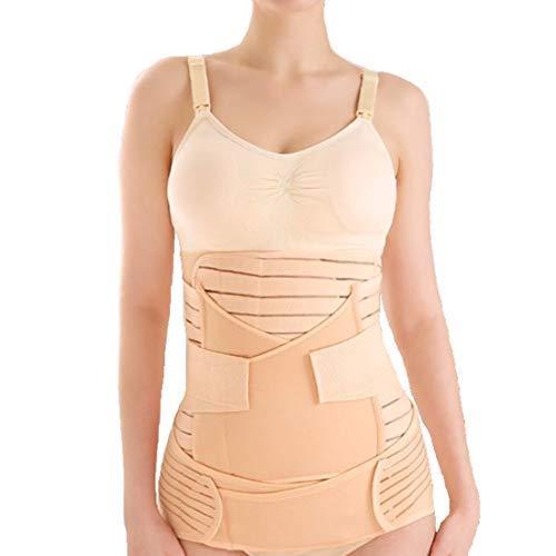 MW & P Postpartum Gürtel für Damen - Bauchgurt für nach der Geburt - Stützgürtel nach der Schwangerschaft - Bauchgürtel - Postpartale Unterstützung - Bauch Gürtel (S)