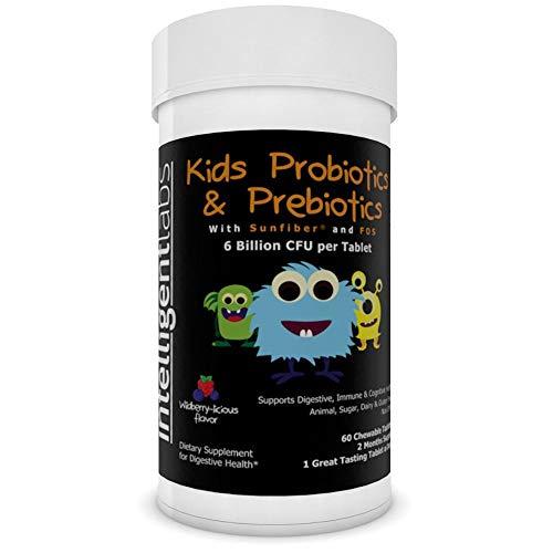Probiótico para niños con...