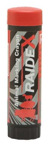 Bétail caractères Stylet RAIDL rouge curseur rotatif, Lot de 2