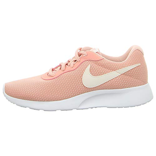 Nike Damen WMNS Tanjun Leichtathletikschuhe, Mehrfarbig (Coral Stardust/Light Soft Pink/White 609), 39 EU