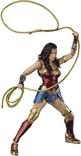TAMASHII NATIONS Wonder Woman 1984 Sh Figuarts Action Figure Standard
