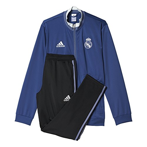 adidas Real Pes pak trainingspak Real Madrid FC voor de mens, Roze (Mornat/Balcri), 2XL