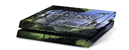 Horizon Zero Dawn Game Skin for Sony Playstation 4 PS4 Console