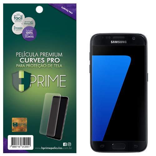Pelicula HPrime Curves Pro para Samsung Galaxy S7, Hprime, Película Protetora de Tela para Celular, Transparente