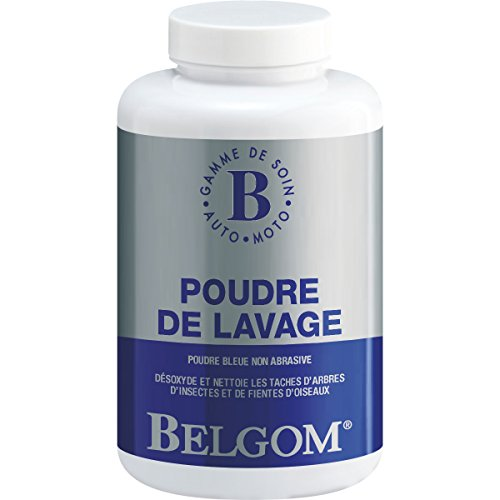 Belgom 02.0500 Poudre de Lavage, 500 ML