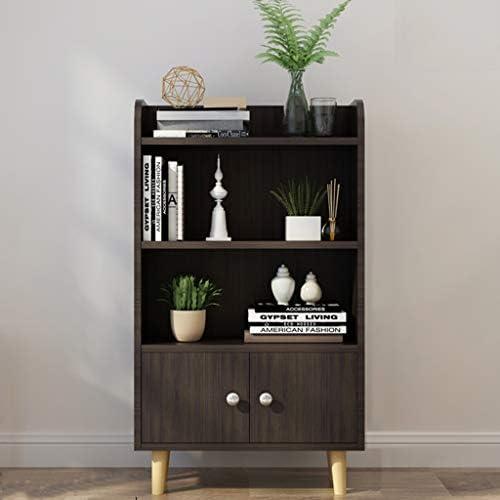 Bücherregal Modernes Holz, Kinder, Regale zum Abstellen, Ablagefach, Organizer-Organizer für CDs, Filme und Bücher, 6 Styles