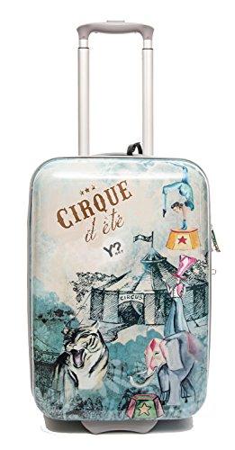 """Trolley bagaglio a mano rigido Y Not, """"Butterflies"""""""