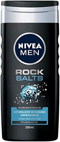 Nivea Männerpflege Körperpflege Rock Salts Pflegedusche 250 ml