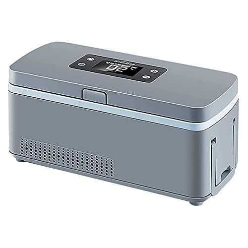 Cushion El Refrigerador De Insulina, El Refrigerador Portátil para Medicamentos, El Refrigerador Son Adecuados para Acampar Y Viajes De Larga Distancia Fuente De Alimentación USB