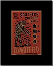 Music Ad World Southern Culture ON The SKIDS - Zombified Mini Poster - 16.2x10.8cm