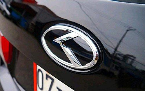 Accessoires pour Kia Sportage modèles 2010–2015 K emblème pour hayon arrière Logo Tuning