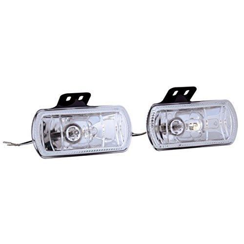 Sirius 3401807 phares grande portée, h3, 12 v 55 w, lot de 2