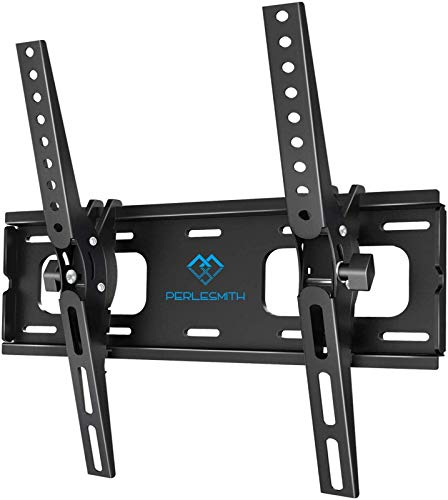Soporte TV de Pared Articulado Inclinable, Soporte de Pared TV para Pantallas de 26-55 Pulgadas LCD OLED, Soportar 60 kg, VESA Máxima de 400x400mm