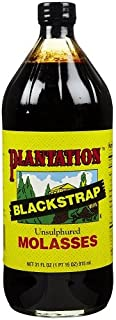 Plantation Molasses Black Unsulphered, 31 oz