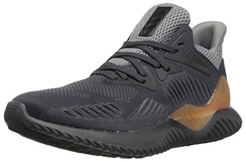 adidas Performance Unisex-Kids Alphabounce Beyond c, Grey Four/Carbon/Dark Solid Grey, 12.5 Medium US Little Kid