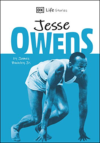DK Life Stories Jesse Owens: Amazing people who have shaped our world (English Edition)