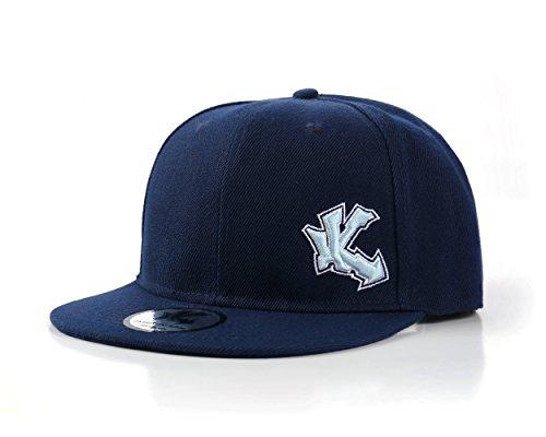 Inconnu Underground Kulture Flawless Casquette de Baseball Bleu