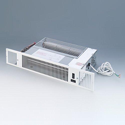 Naber Kickspace KS 800. Sockeleinbau-Kompaktheizung