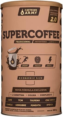 SuperCoffee Economic Size (380g), Caffeine Army