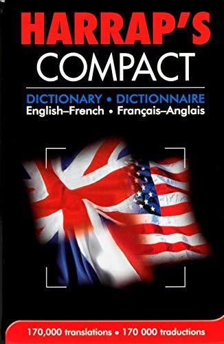 Harrap's Compact : Anglais/français, français/anglais