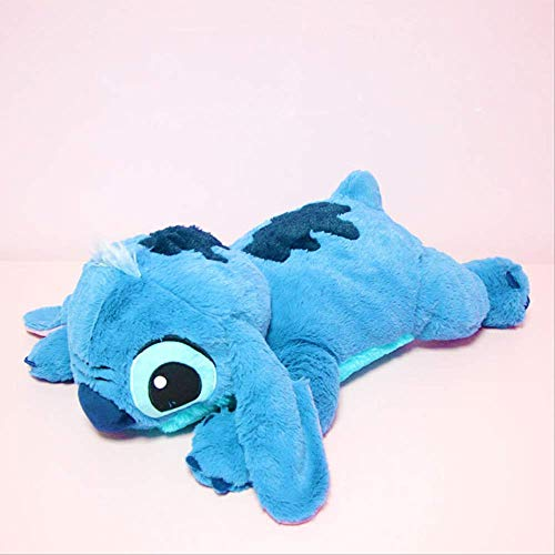 TOPCOMWW Large Size 50cm Stitch Plush Toys Anime Lilo and Stitch Stuffed Animal Doll Cute Stich Plush Toy for Children Kids Birthday Gift