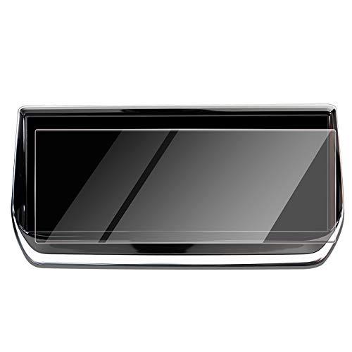 CDEFG Peugeot 208 E-208 2008 E-2008 2020 - Pellicola protettiva per auto, in vetro 9H, antigraffio, anti-impronte, GPS trasparente