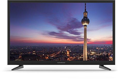 Nordmende Wegavision FHD24A 61 cm (24 Zoll) LED Fernseher (Full HD, Triple Tuner, PVR Aufnamefunktion, CI+, 1x HDMI)