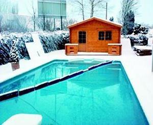 12 Flotteurs hivernage 50 cm lesté pour piscine
